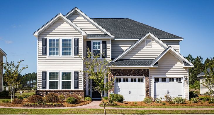 Jasper Model Home