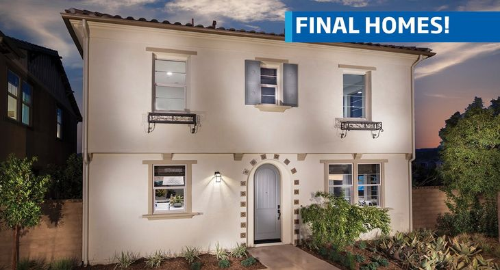 Final Homes!