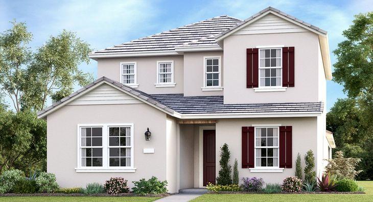 Cottage Elevation - C