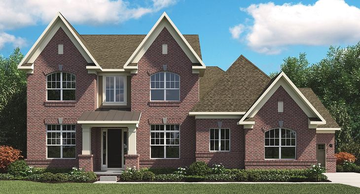 New Homes for sale in Carmel, IN by Lennar