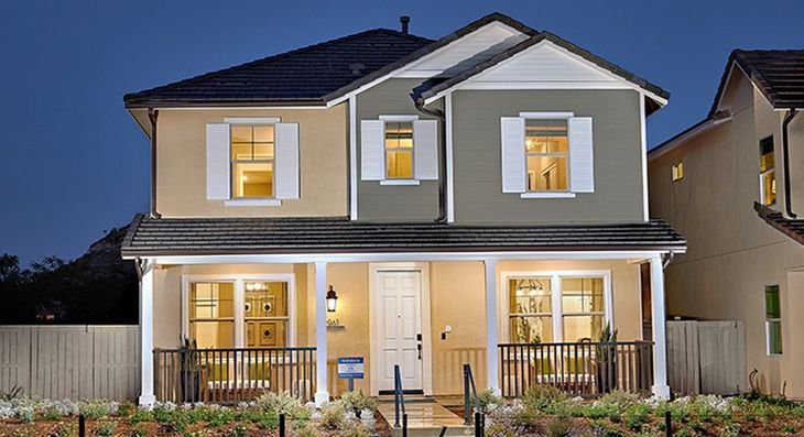 Residence 2 - New Homes in Escondido
