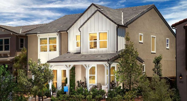 New Homes in Chula Vista - Residence 1C