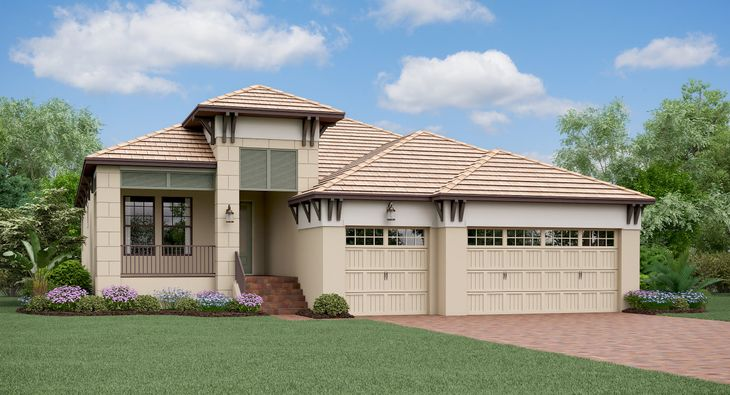 The Captiva Model Home