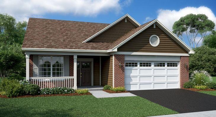 Napa B - Model Home