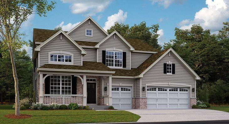Weston C - Model Home