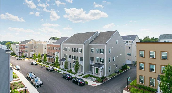 Waterside Stacked Townhomes
