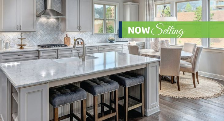 Parkside Meadows is Now Selling!