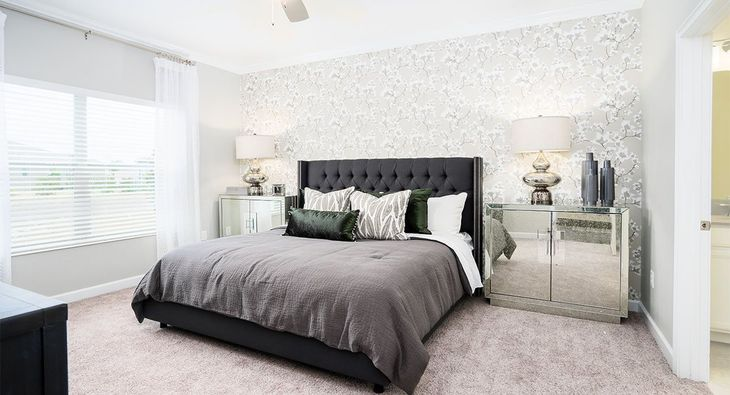 St Marten Master Bedroom