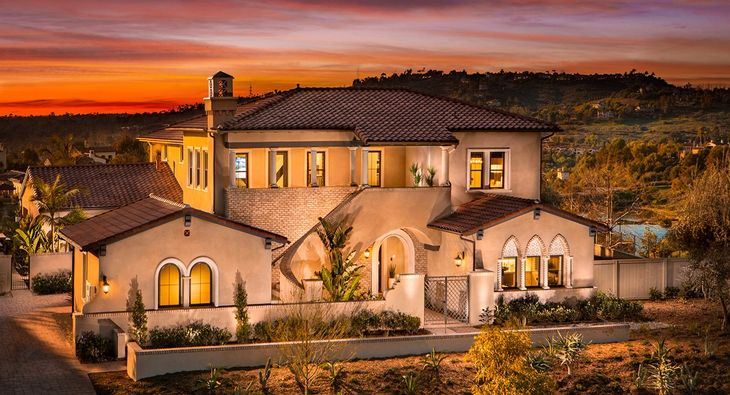 New Homes in San Diego