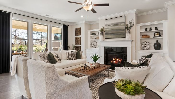 Ashland Living Room