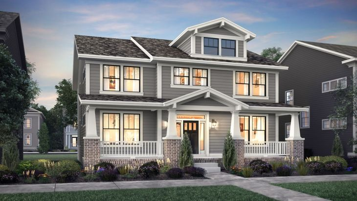 New Homes for sale in Carmel, IN by Lennar Homes
