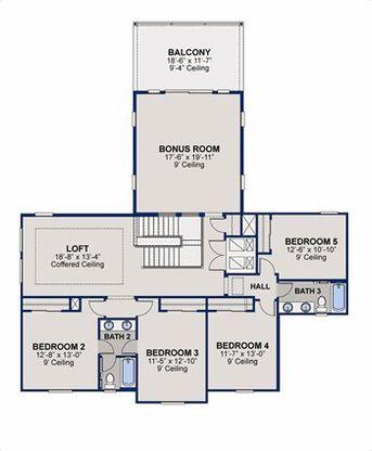 Daphne Plan At Cordoba Cordoba Estates In Lutz Fl By Wci