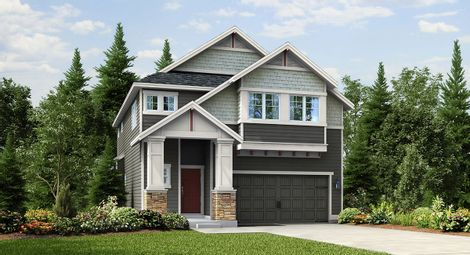 Canton Ridge In Bothell Wa New Homes Amp Floor Plans By Lennar