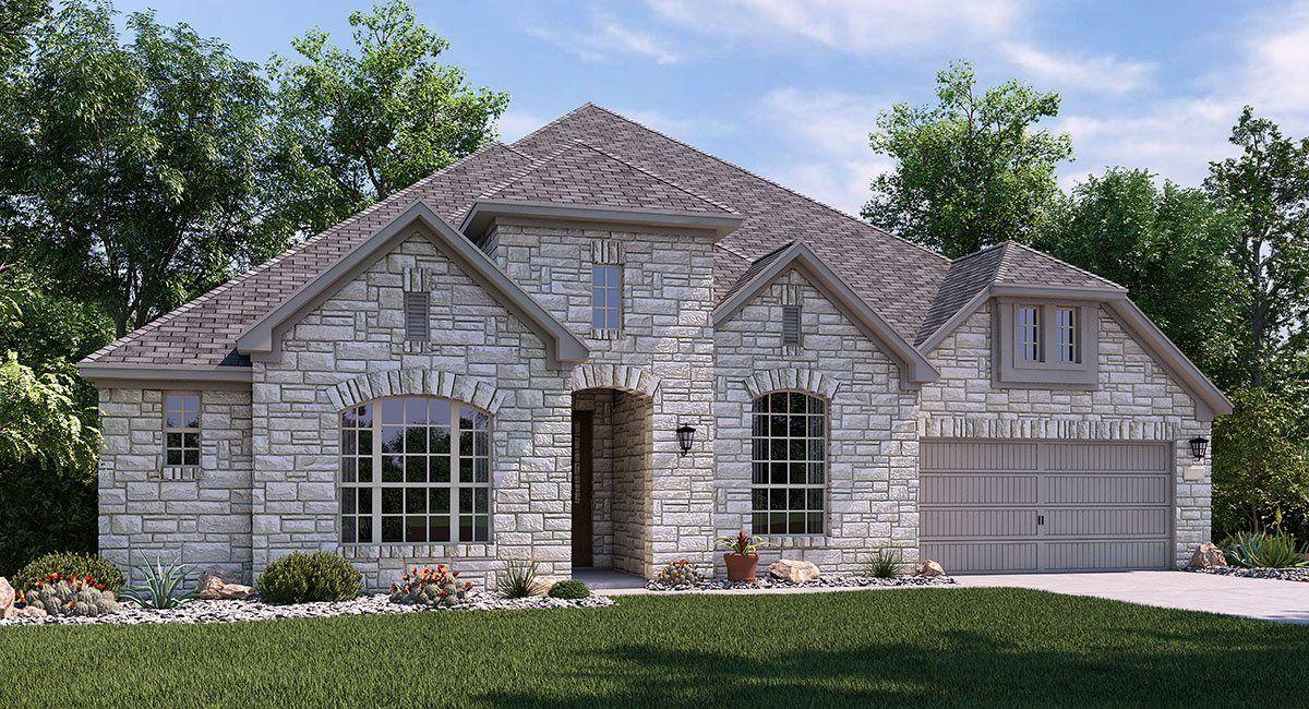 Jade-Design-at-Johnson Ranch - Brookstone II Signature & TX Reserve-in-Bulverde
