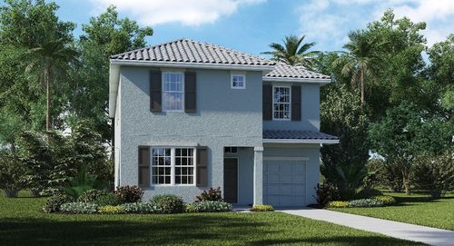 Lakeland-Winter Haven, Florida Home