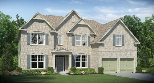 Avalon w/Basement-Design-at-Hickory Manor-in-Woodstock