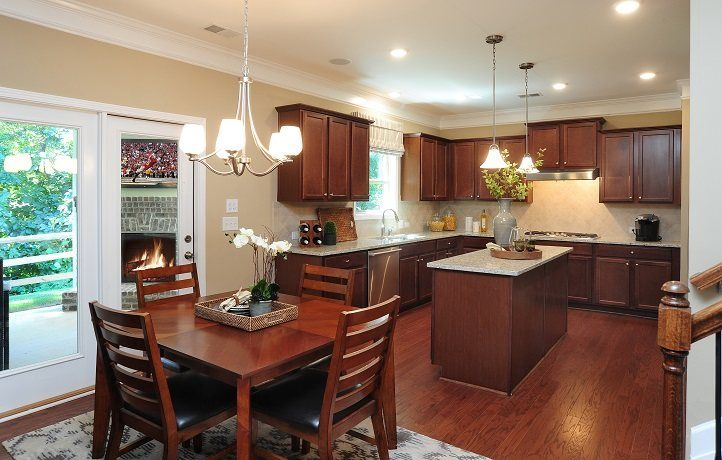 Kitchen-in-Elmwood-at-Hickory Manor-in-Woodstock
