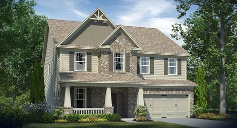 Brumby Place In Kennesaw Ga New Homes Amp Floor Plans By