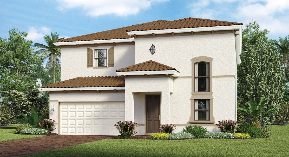 New Construction Homes And Floor Plans In Vero Beach Fl