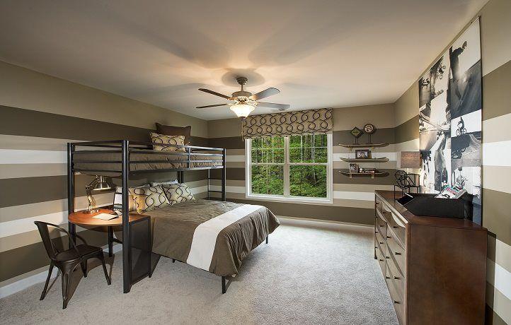 Bedroom-in-Avalon w/Basement-at-Sanctuary-in-Woodstock