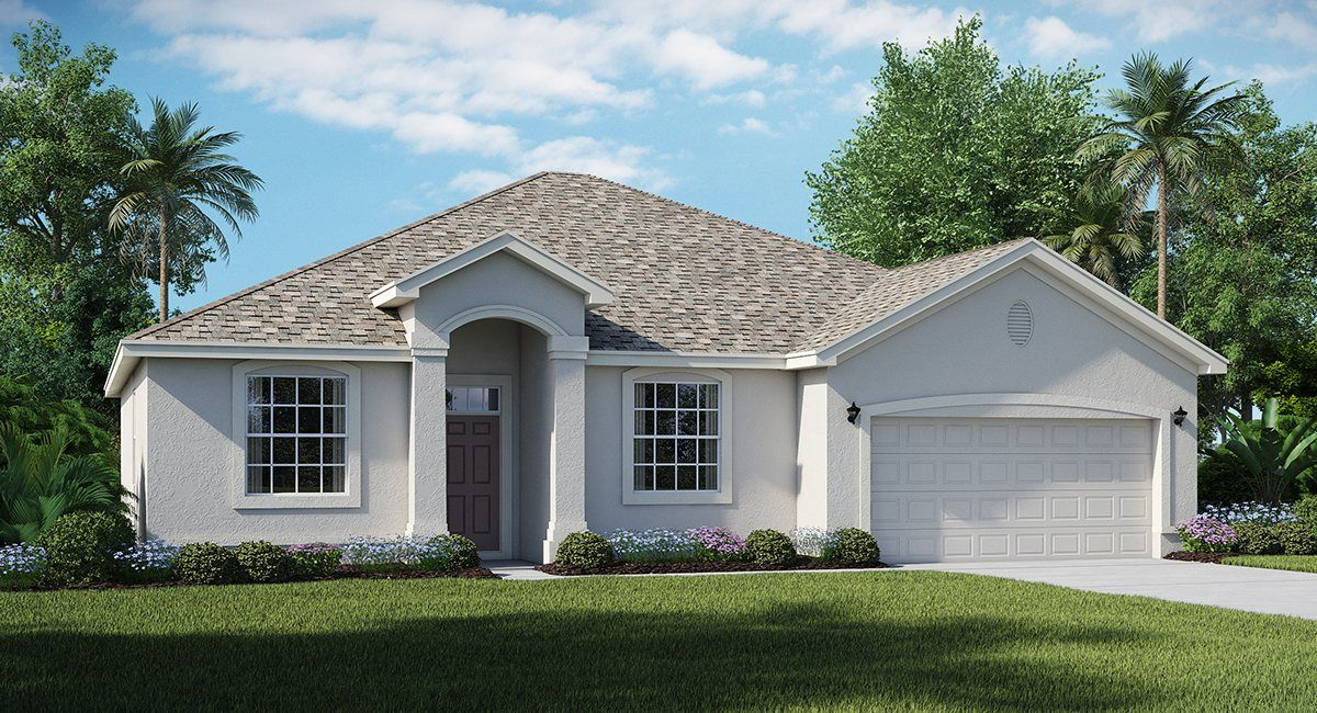 New Construction Homes And Floor Plans In Winter Haven Fl
