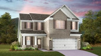 Carellton In Gallatin Tn New Homes Amp Floor Plans By Lennar