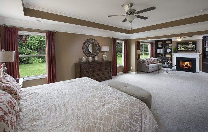 Bedroom-in-Monroe w/Basement-at-Mountain Crest - Martingale at Mountain Crest-in-Cumming