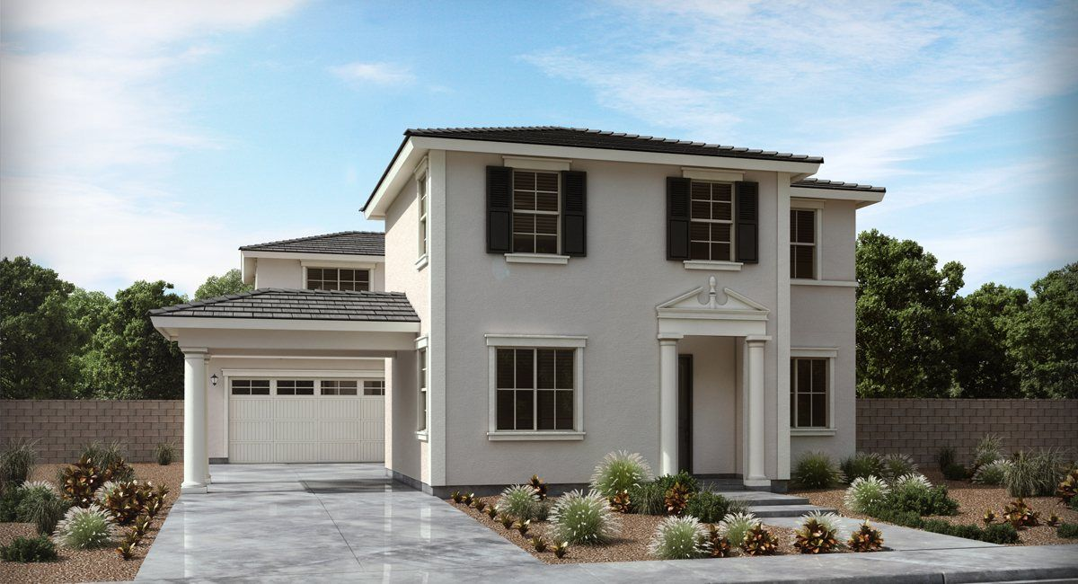 New Construction Homes And Floor Plans In Vallejo Ca