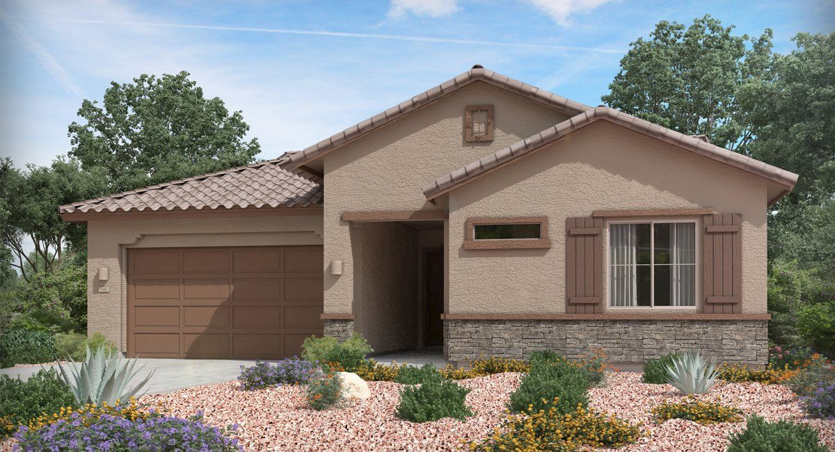 New construction floor plans in tucson az newhomesource for Building a house in arizona