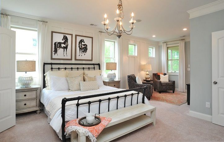 Bedroom-in-Brunswick-at-The Gardens of Harmony-in-Canton