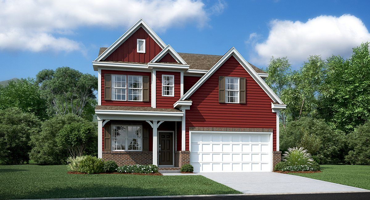 Homebuilder designs in spring hill tn movenewhomes for Springhill designs