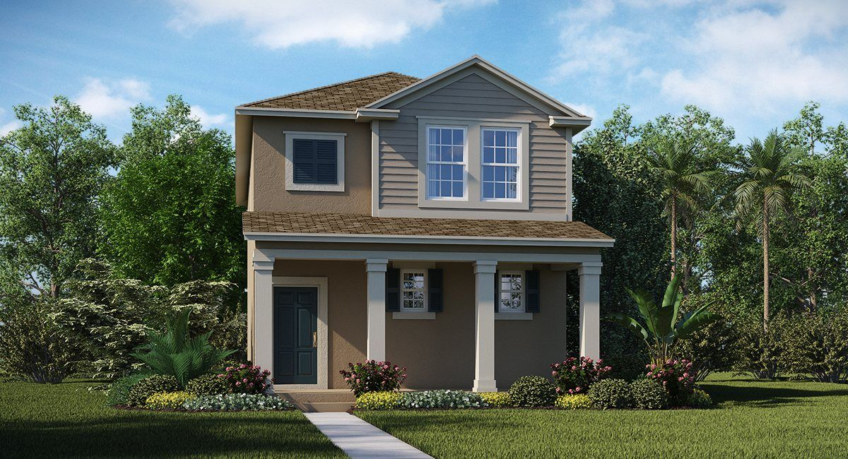New Construction Homes and Floor Plans in Winter Garden, FL ...