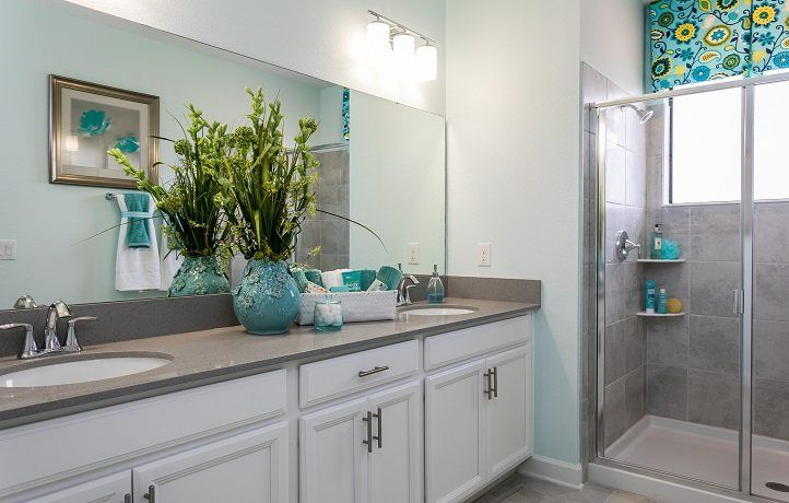 Bathroom-in-Pampas-at-Storey Lake - Reflections Overlook Townhomes-in-Kissimmee