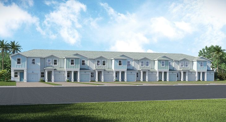 Storey Lake The Overlook Townhomes
