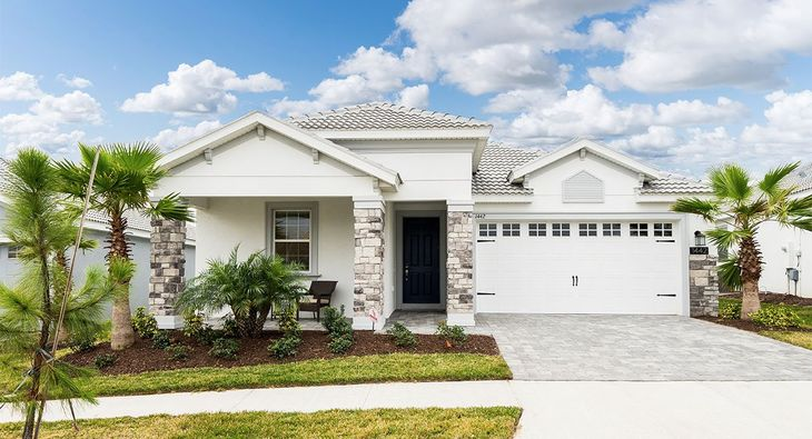 Eastham Plan Davenport Florida 33896 Eastham Plan At