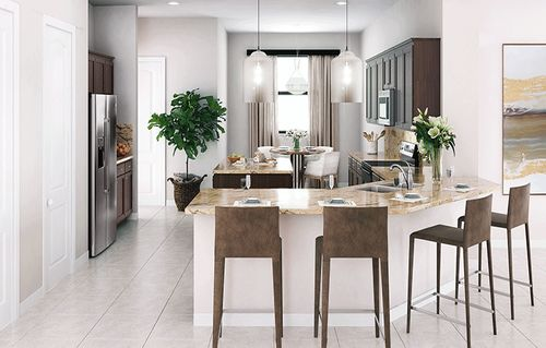 Kitchen-in-Kennedy II-at-Bridgewater at Viera - Classics-in-Melbourne