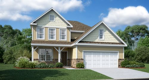 New Homes In Spring Hill, TN