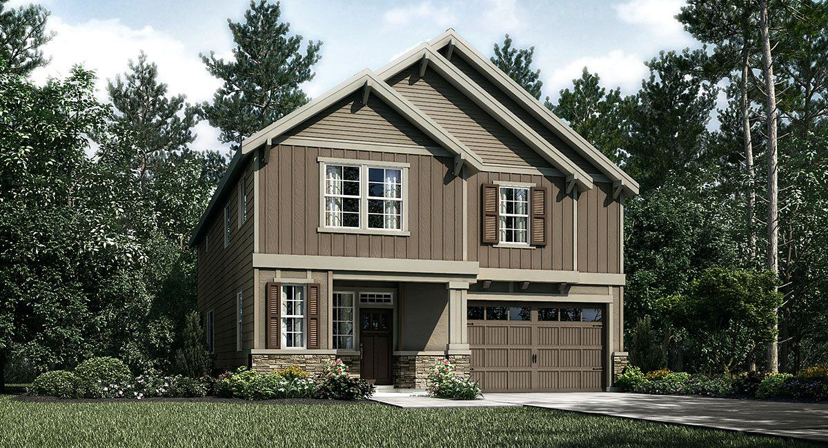 New Construction Homes And Floor Plans In Beaverton Or