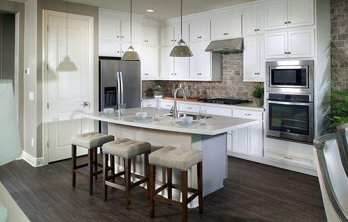Kitchen-in-Santa Barbara Plan 4527-at-Eastmark - Inspirian-in-Mesa