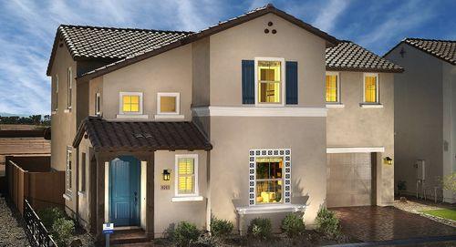 Santa Clara Plan 4521-Design-at-Eastmark - Inspirian-in-Mesa