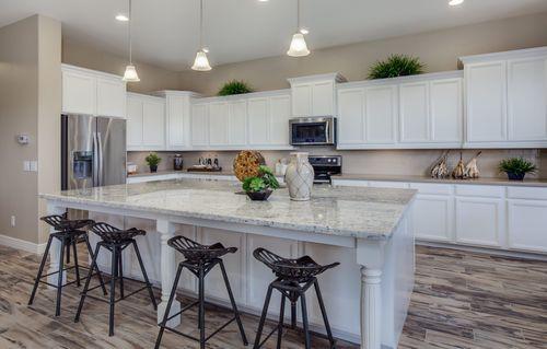 Kitchen-in-305-at-Sentiero - Regency-in-Queen Creek
