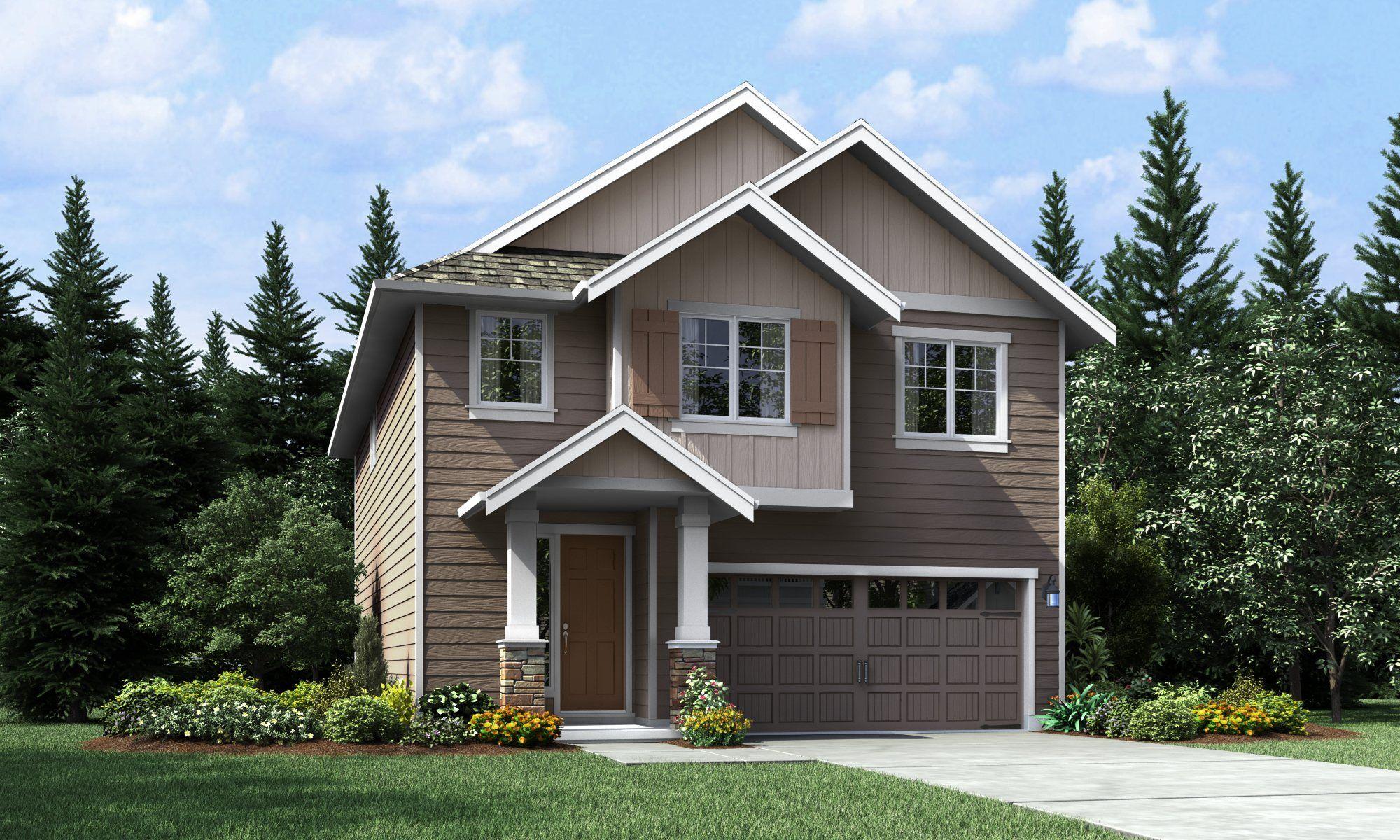 Aspen Plan, Renton, Washington 98058