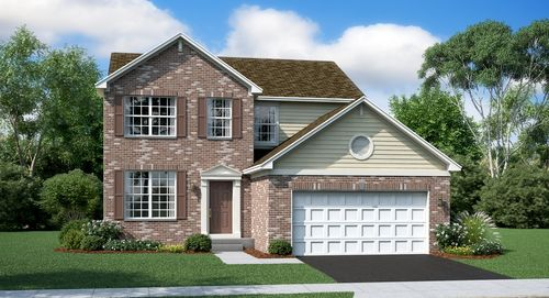 The Gates of St John - Autumn Gate by Lennar in Gary Indiana