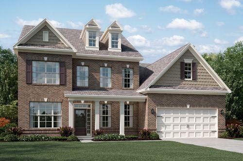 New homes in atlanta ga 7 153 new homes newhomesource - Atlanta farm and garden by owner ...