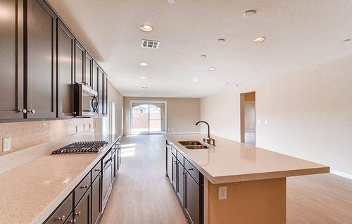 Kitchen-in-Jaynee-at-Lake Las Vegas - Regatta Pointe-in-Henderson