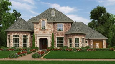 Southlake Tx Zip Code Map.New Construction Homes Plans In Southlake Tx 6 588 Homes