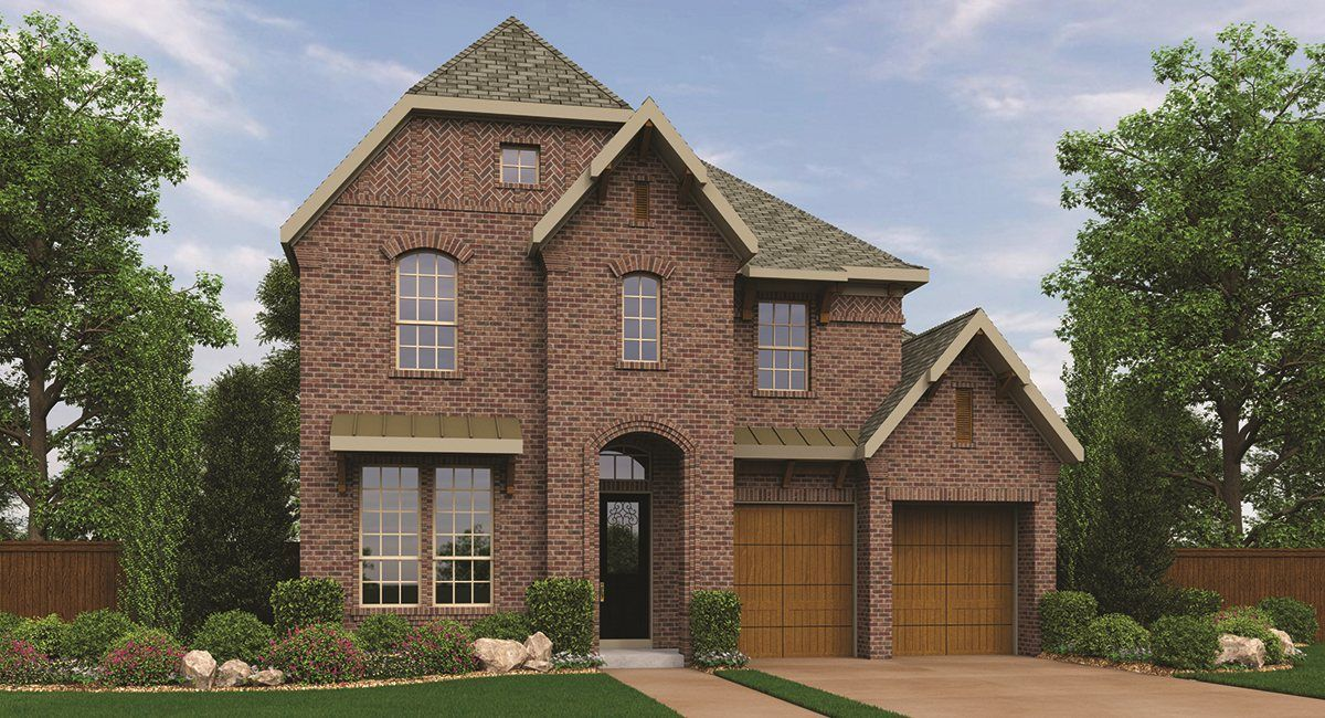 Westhaven 50 In Coppell Tx New Homes Amp Floor Plans By