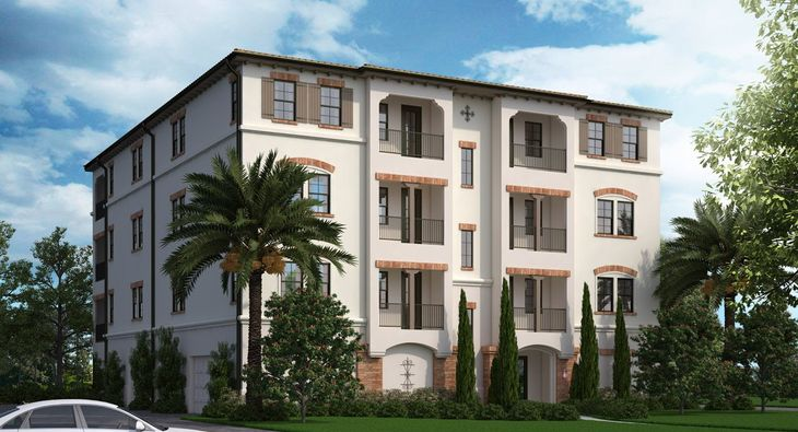 Terrace Homes exterior