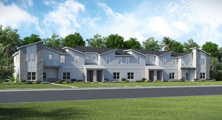 Luxury Resort Townhomes
