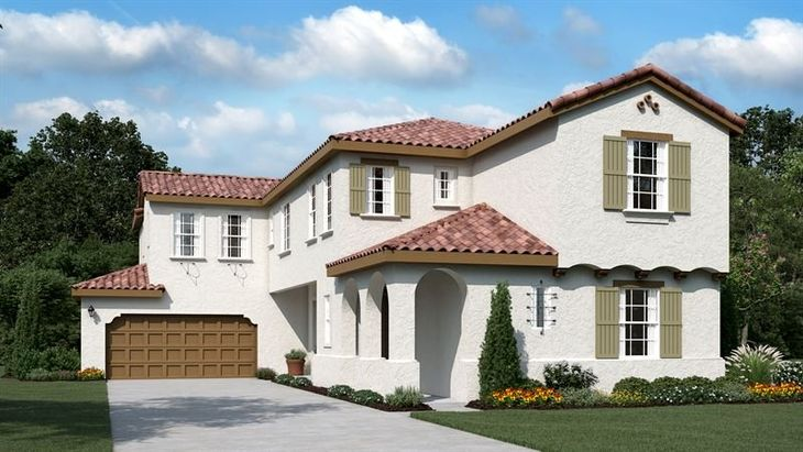 Residence One - Spanish Colonial